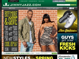 Jimmy Jazz Clothing Retail